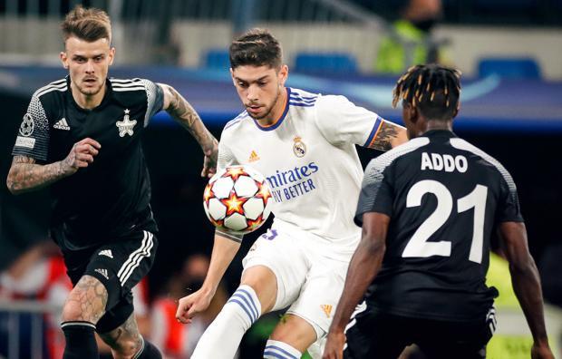 «Шериф» одержал вторую победу в Лиге чемпионов, обыграв в гостях «Реал»
