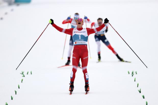 Большунов может на Олимпиаде в Пекине пробежать все дистанции