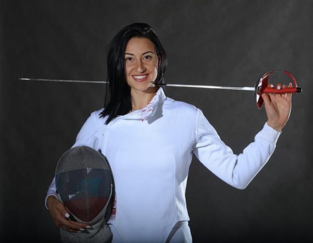 Егорян возобновила спортивную карьеру