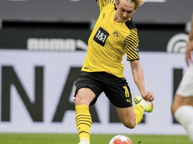Дортмундская «Боруссия» нанесла поражение «Аугсбургу» в домашнем матче бундеслиги