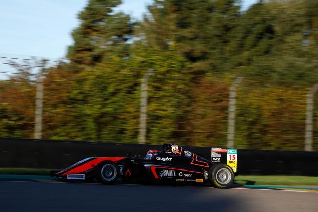 «Формула-4»: снова два россиянина на подиуме!