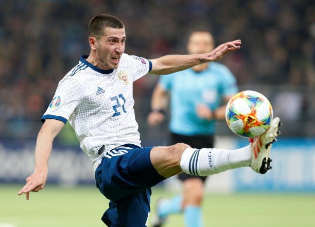 Ионов не сможет сыграть в сборной России со Словакией и Словенией