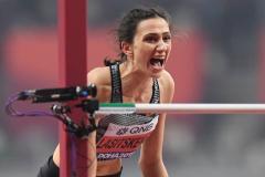 Ласицкене претендует на звание лучшей легкоатлетки Европы