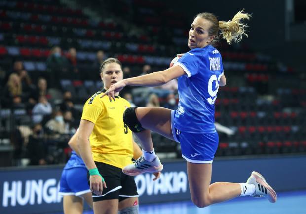 Женская сборная России по гандболу разгромила Литву в отборе на Евро-2022