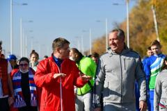 Всероссийский день ходьбы в Уфе