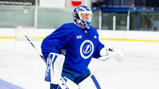 Василевский стал лучшим вратарем НХЛ по опросу тренеров и генменеджеров