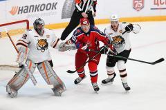 Окулов реабилитирован, Каменев дебютировал. А ЦСКА натужно одолел «Адмирал»