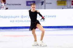 Щербакова проиграла впервые за два года. Ее победила Хромых