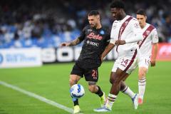 «Наполи» обыграл дома «Торино» и вернул себе первое место в таблице