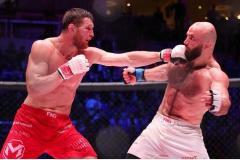Минеев нокаутировал Исмаилова. Обзор турнира AMC Fight Nights 105