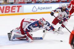 Борис Миронов: Первые два периода играли по заданию, а третий по счету