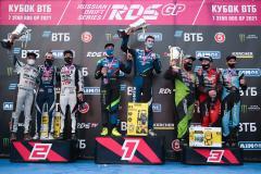 На трассе «Сочи Автодром» завершился финальный этап Гран При Российской Дрифт Серии