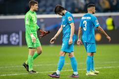 «Зенит» не дотерпел с «Ювентусом», Роналду спасает «МЮ», катастрофа «Спартака» в защите