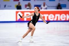 Сергей Шахрай: Трусова лидирует, хотя не стала прыгать триксель, поберегла травмированную ногу
