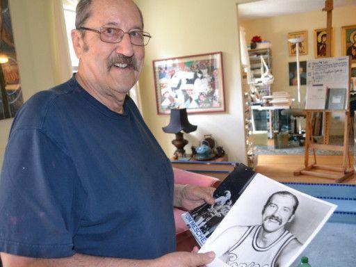 Форвард «Филадельфия Уорриорз» Том Мешери: Первым русским в  НБА был я!