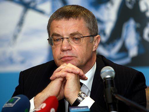 Александр Медведев: «Витязь» остается в КХЛ