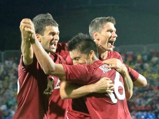 Как завершится первый матч отборочного раунда плей-офф Лиги чемпионов «Лион» - «Рубин»? [ОБСУДИМ]
