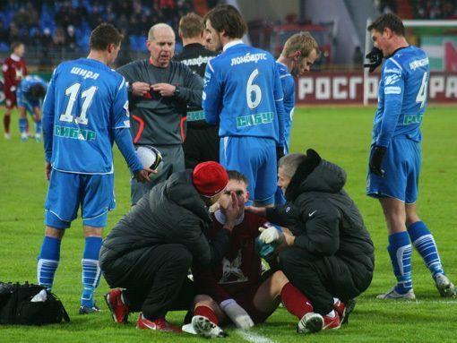 За победы над «Динамо» Балахнин не прочь поднять бокал шампанского