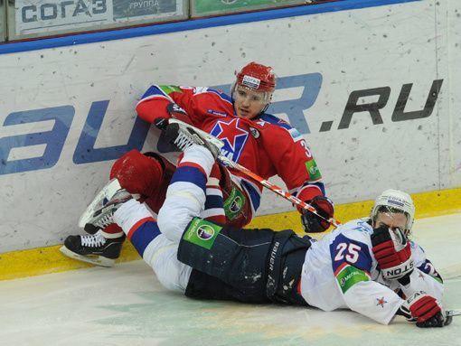 Макаров и Вишневский наказаны матч-штрафами