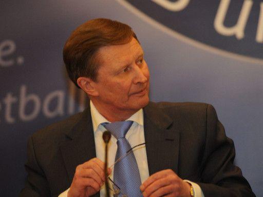 Президент Единой лиги ВТБ Сергей Иванов: У нас команды неплатят заучастие