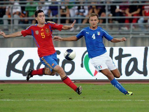 Раскришито Испанию! Защитник питерского клуба признан лучшим игроком сборной Италии в матче против испанцев