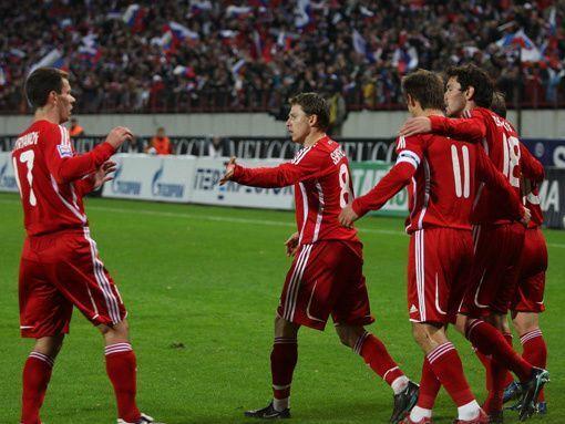 Товарищеский матч Россия — Италия состоится 1 июня в Цюрихе