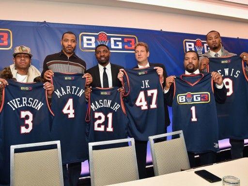 Трое из ларца: как рэпер, агент Ди Каприо и Айверсон будут менять баскетбол