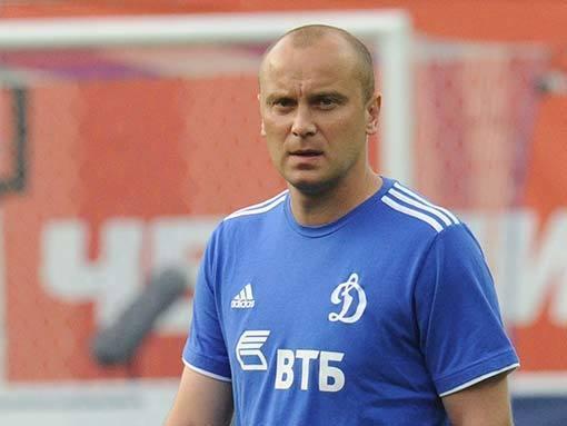 Хохлов назначен и.о. главного тренера «Динамо»