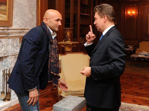 Миллер зовет всодружество. Глава «Газпрома» выступает зачемпионат СНГ