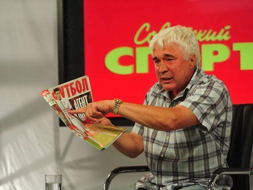 Генеральный менеджер «Витязя» Алексей Жамнов: Мы не будем убивать Ягра