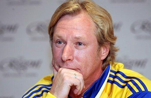 Сборная Украины заменит испанцев на Кубке легенд