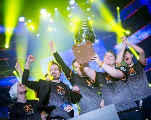Fnatic выиграли шведский финал ESL One Katowice 2015