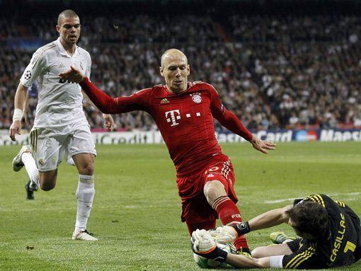 Арьен Роббен: Пообещал жене, что  если выиграю Лигу чемпионов и Евро-2012, то прекращу играть футбол
