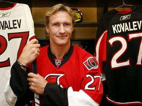 КХЛ разрешила Ковалеву быть «Kovalev»-ым
