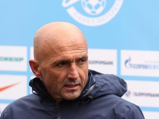 Главный тренер «Зенита»  Лучано Спаллетти: Пока уменя  контракт сПитером, остальным– отказ!