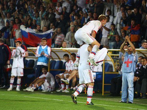 Молодежная сборная России попала в одну корзину с Италией, Германией и Норвегией