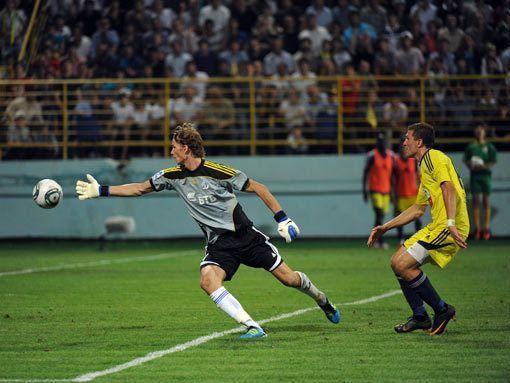 «Бавария» не смогла переиграть «Вердер». Чемпионат Германии, 25-й тур