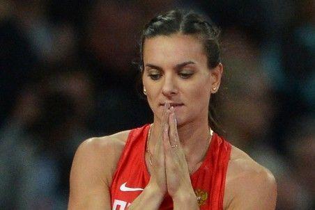 Исинбаева продолжит карьеру до Рио-2016