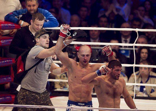 Шамиль Завуров: Организация М-1 отдала победу Яковлеву в бою со мной, так как он для нее свой