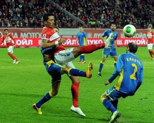 Окончательная заявка России на еврокубковый сезон-2014/15