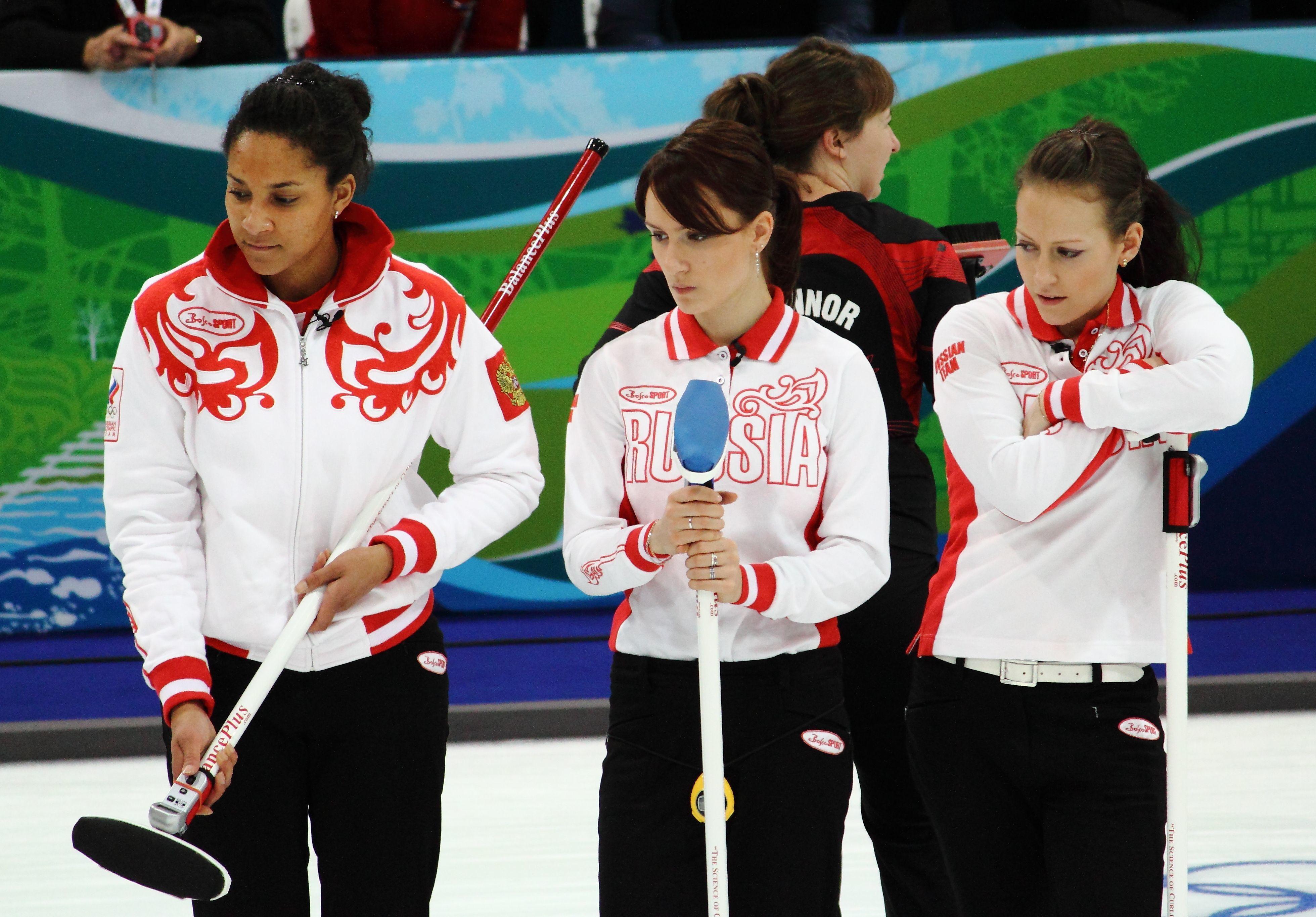 таком мероприятии российская женская сборная по керлингу фото найдете информацию стандартных