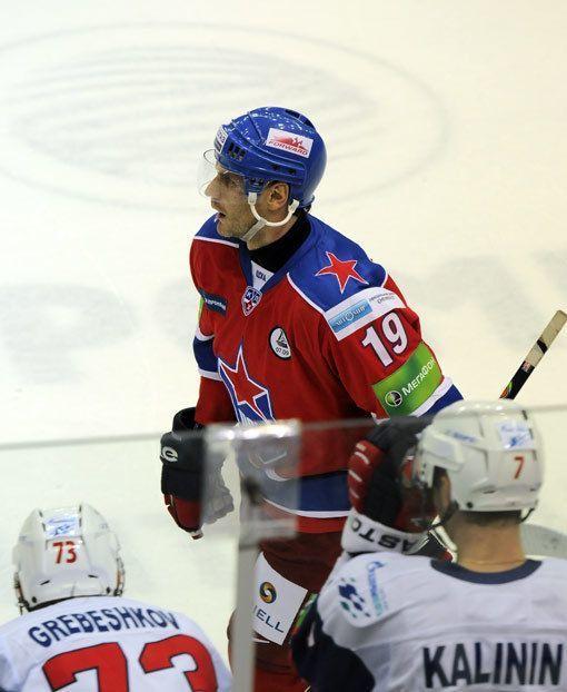 Привет из детства Счастливого. Первые коньки капитана сборной России были 43-го размера