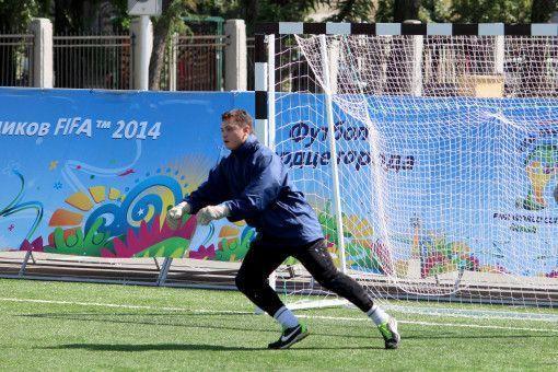 «СКА-Энергия» выиграл в контрольном матче у «Гомеля»