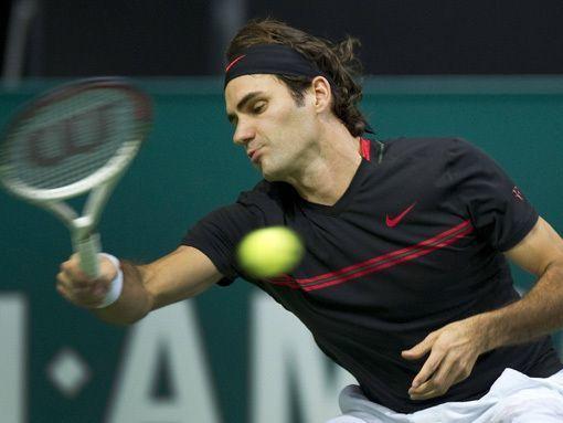 Турнир ATP в Роттердаме. Финал. Федерер обыграл Дель Потро