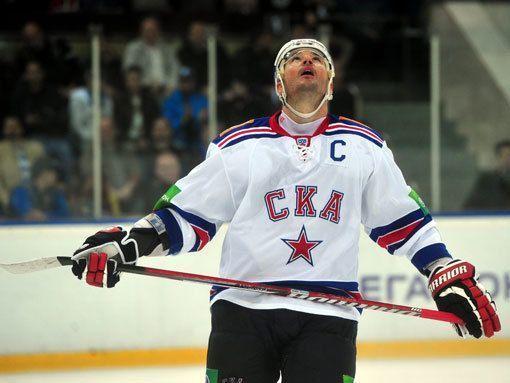 Илья Ковальчук: Хочу провести в СКА весь сезон