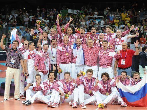 Капитан олимпийских чемпионов Тарас Хтей: Алекно совершил чудо!
