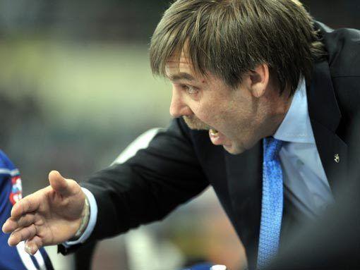 Олег Знарок: Не впервой такие матчи вытаскивать