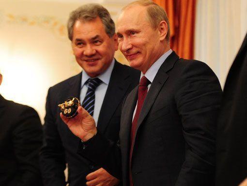 Мы начинаем НХЛ. За несколько часов достарта Кубка открытия Ночной хоккейной лиги сее руководством встретился президент Владимир Путин