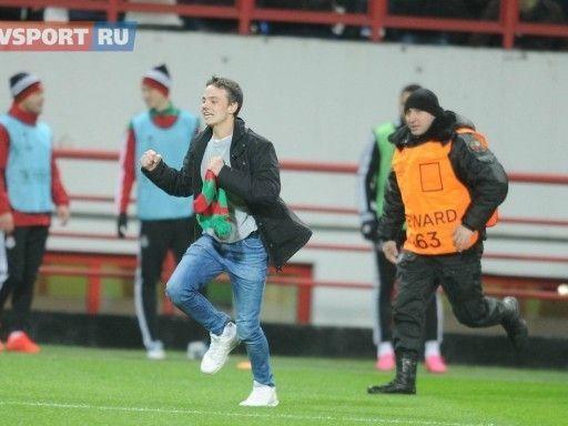 Sovsport.ru ищет болельщика «Локо», ставшего героем матча с «Бешикташем»