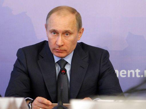 Путин пожелал удачи российским паралимпийцам на Играх в Лондоне